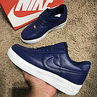 5647fe08bbbd3a Белые кроссовки Nike Air Force 1 Mid White (реплика), цена 799 грн ...