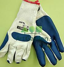 Перчатки , текстурный уплотненный латекс