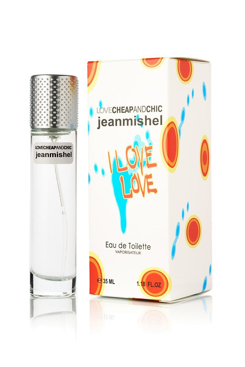 Jeanmishel Love I Love Love (60) 35ml