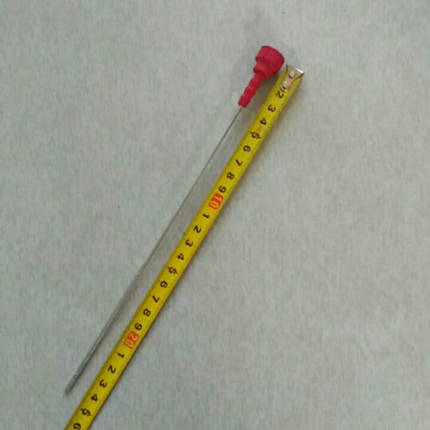 Щуп уровня масла L-245 мм ZS/ZH1100, фото 2