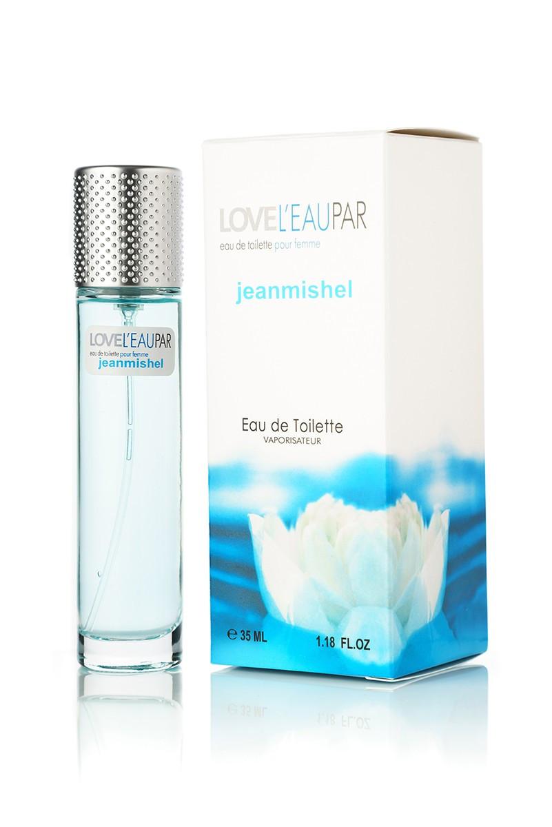 Jeanmishel Love L`eau Par pour femme (49) 35ml