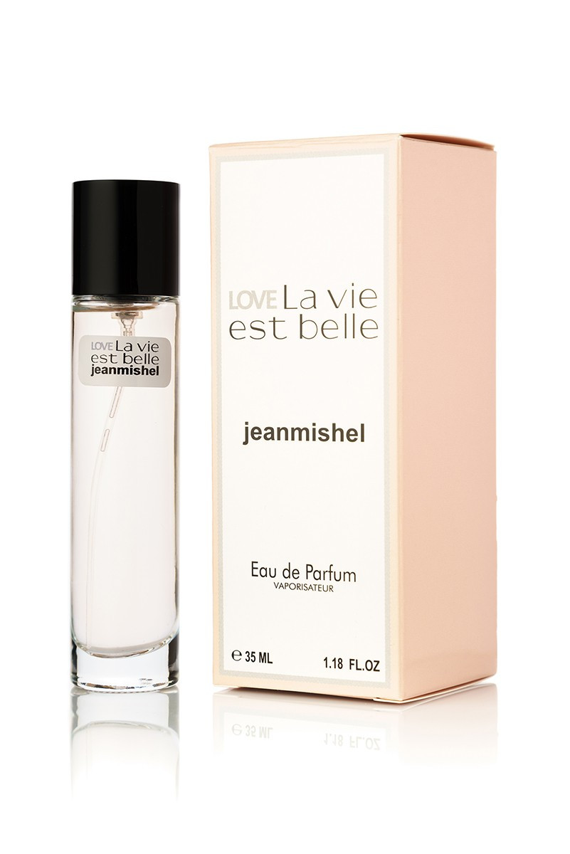 Jeanmishel Love La vie est belle (90) 35ml