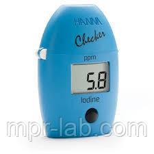 Фотоколориметр  HI718  Checker НANNA для определения йода (0-12,5 мг/л),Германия