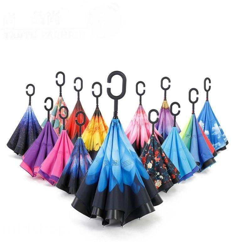 Обратный зонт UpBrella уценка, фото 1