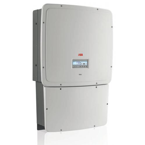 Инвертор сетевой ABB TRIO-27.6-TL-OUTD-S2X-400 (27.6 кВт, 3 фазы /2 трекера)