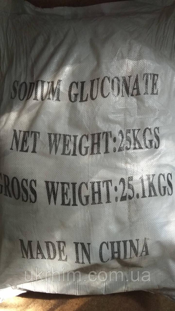 Глюконат натрия Е576