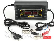 Повний автомат універсальний зарядний пристрій для автомобіля sertec