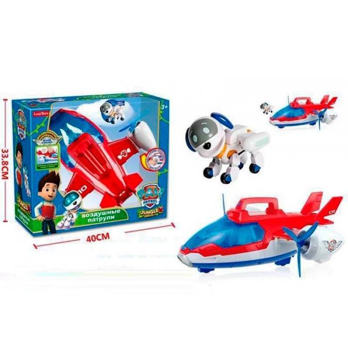 """Игровой набор самолет и герой """"Щенячий патруль"""""""