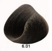 Brelil COLORIANNE Classic Крем-краска, 100 мл 6.01 Натуральный темный пепельный блондин