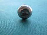 ISO 7380 : нержавеющий винт с сферической низкой головкой и внутренним шестигранником, фото 6