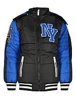Курткa 143-82B-02-100 (осенне-весенняя, утеплённая)