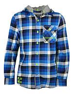 Рубашка для мальчика подростка 143-34B-07-479