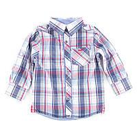 Рубашка для мальчика подростка Strefa Chłopcow Клетка