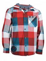 Рубашка Reporter Young для мальчика подростка 143-34B-02-653