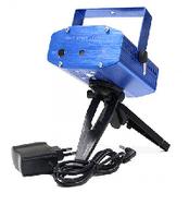 Лазерный проектор для дискотеки Mini Lazer Stage YX-039, установка Мини Лазер Стейдж YX – 039, фото 1