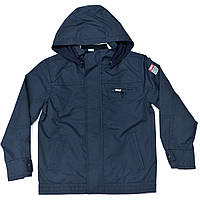 Куртка W Glebinach Oceanu Синяя (осенне-весенняя)