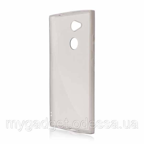 Cиликоновый чехол на Sony Xperia L2