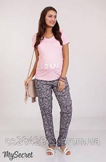 Літні штани для вагітних (летние штаны для беременных) HANNA TR-28.041 9ee309e6012