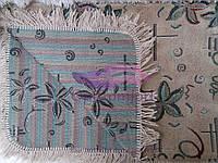 Комплект на диван и кресла (гобелен ковровый) 160х220. Орхидея, фото 1