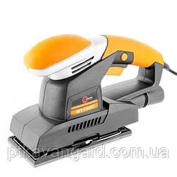 Шлифмашина вибрационная STORM, 200 Вт, 10000 ход/мин, платформа 187*90 мм INTERTOOL WT-0520