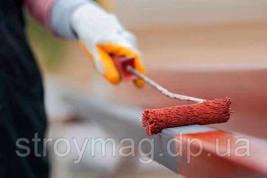 Где и как используются краски по металлу