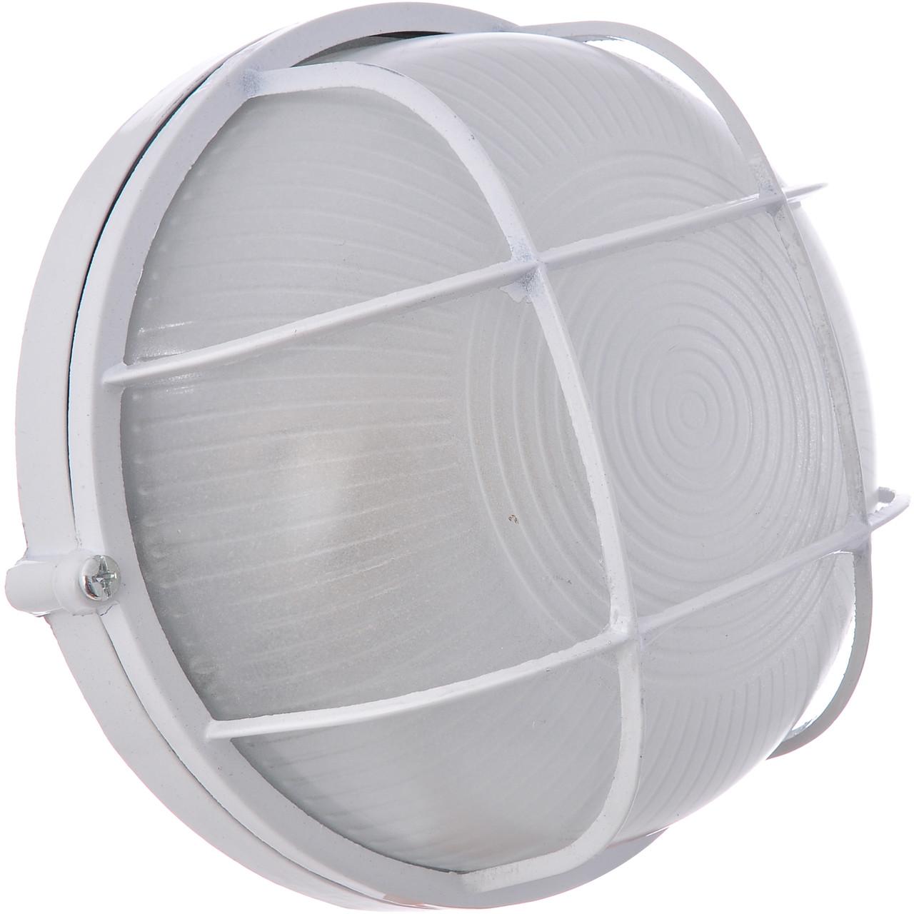 Светильник MAGNUM MIF 012 60W E27 белый (круг с реш.)
