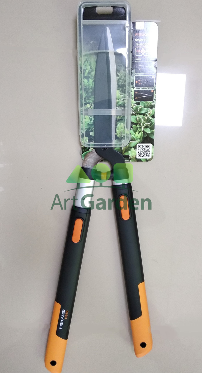 Ножиці телескопічні Fiskars SmartFit HS86