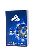 Туалетная вода Adidas UEFA Champions League Edition для мужчин 100 мл Оригинал