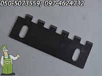Нож к измельчителю, корморезке (6 зубьев), фото 1