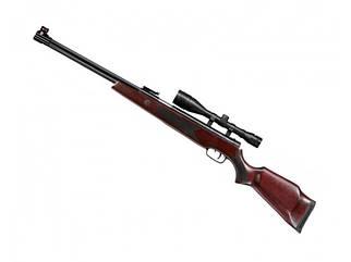 Пневматическая винтовка Hammerli Hunter Force 900 Combo с газовой пружиной
