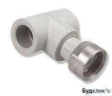 Wavin Тройник С Накидной Гайкой 25Х3/4Х25 Нг
