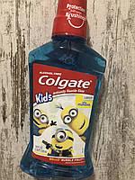Детский ополаскиватель полости рта Colgate Миньоны