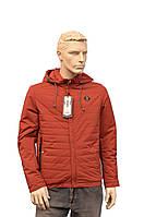 Мужская куртка демисезонная ( еврозима) с капюшоном  Фабричный Китай стиль 2018/2019