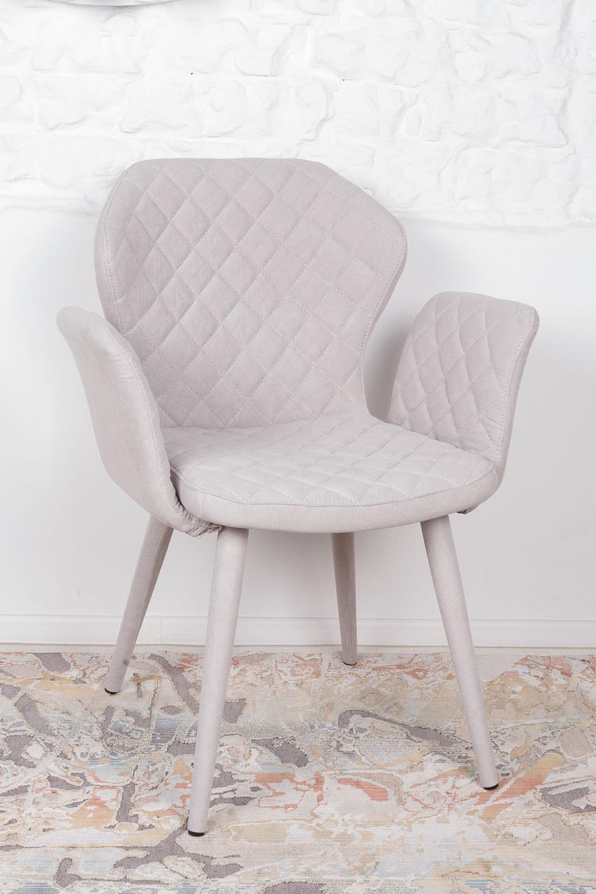 Кресло VALENCIA (Валенсия) бежевый от Niсolas, ткань