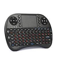 Беспроводная клавиатура для управления Android TV Box с тачпадом (сенсорной панелью), фото 1