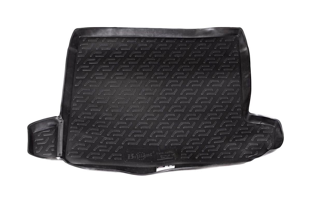 Коврик в багажник для Citroen C5 SD (08-) полиуретановый 122040201