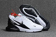 Мужские кроссовки  Nike Air Max Flair 270 KPU White Black