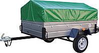Купить прицеп для легкового авто 2000*1300 в рассрочку  с бесплатной доставкой!, фото 1