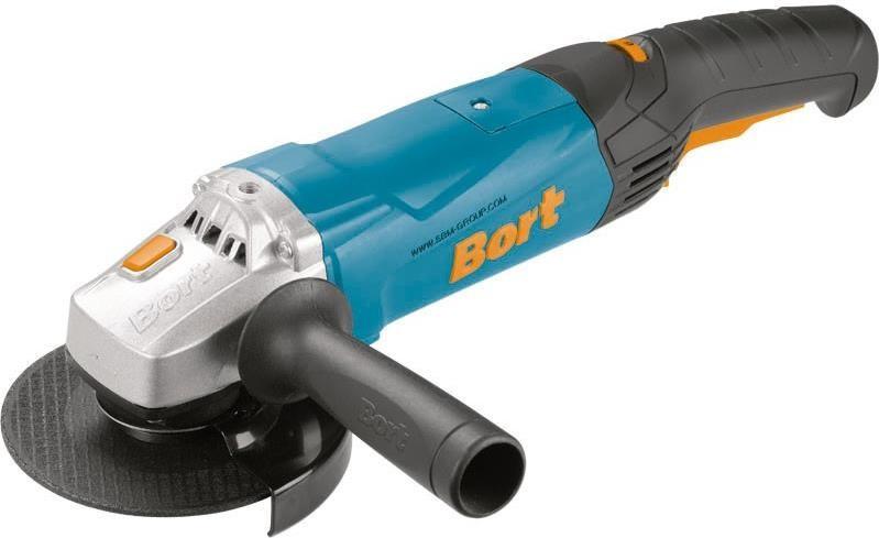 Болгарка Bort BWS-1200U-SR (20117697)