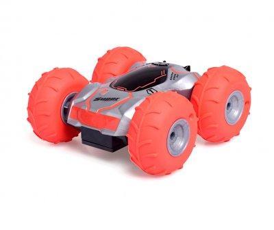 StreetGo - Радиоуправляемая машинка перевертыш Speed Power red