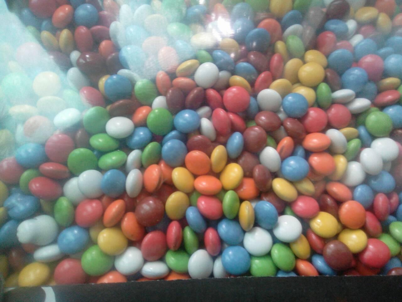Шоколадные  M&MS весовые 200 грамм