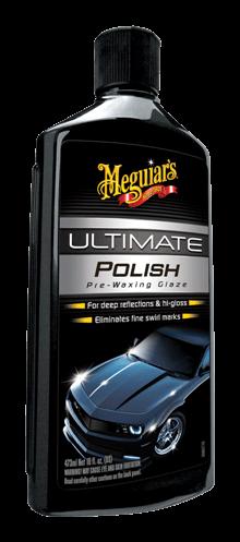 Meguiar's G192 Ultimate Polish Pre-Waxing Glaze Автомобильный полироль , 473 мл