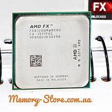 Процессор AMD FX-Series FX-8120 (8-core) 3.1-4.0GHz, 95W + термопаста GD900