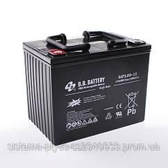 Аккумуляторная батарея MPL 80-12/B5 B.B. Battery