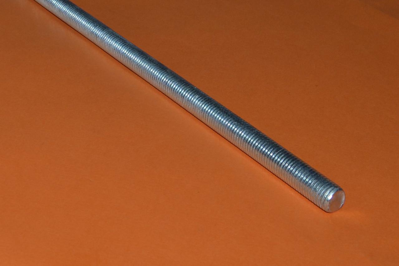 Шпилька резьбовая М33 DIN 975 оцинкованная