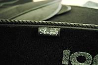Комплект текстильных ковриков Stingray Ciak Black в салон автомобиля SKODA / OKTAVIA II A5 (МКП) SD / 2004-2013 (41120145)