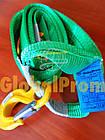 Строп текстильный 1СТ, текстильный строп одноветковый, текстильный строп 1СТ, стропы текстильные, фото 3