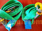 Строп текстильный 1СТ, текстильный строп одноветковый, текстильный строп 1СТ, стропы текстильные, фото 4