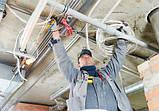 Высотные работы  электромонтаж, фото 7