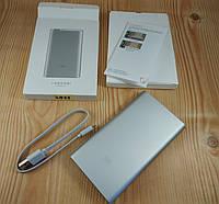 Оригинальный УМБ Xiaomi Mi Power Bank 2 10000 mAh Silvery usb